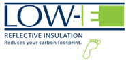 Low-E Insulation for all of your radiant barrier needs